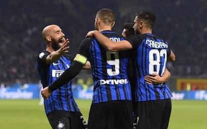 Icardi & Spalletti show: l'Inter sogna lo scudetto