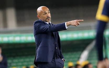 """Spalletti: """"L'Inter merita 10, ma lo scudetto..."""""""