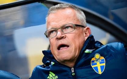 """Svezia, ct Andersson: """"Nessuna paura dell'Italia"""""""