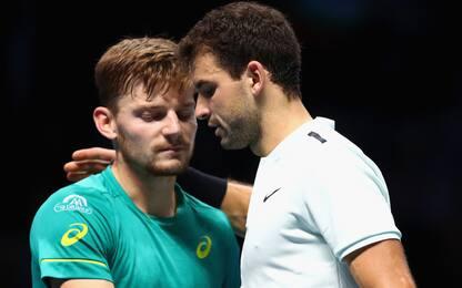 Finals, Dimitrov-Goffin: chi sarà Maestro?