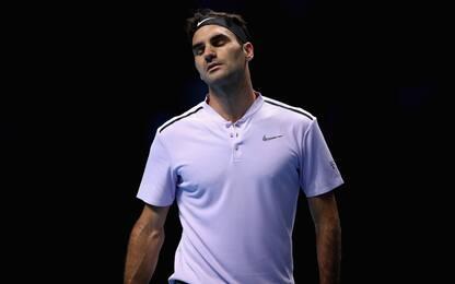 Finals, impresa di Goffin: Federer ko e finale
