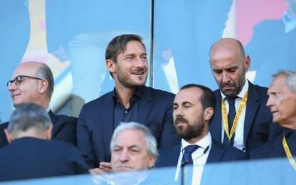 """Totti: """"Tommasi uomo giusto in Figc. Rimpiango..."""""""