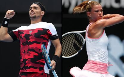 Fognini e Giorgi in semifinale a Sydney