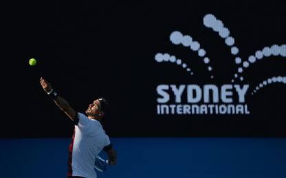 Sydney, Fognini e Giorgi fuori in semifinale