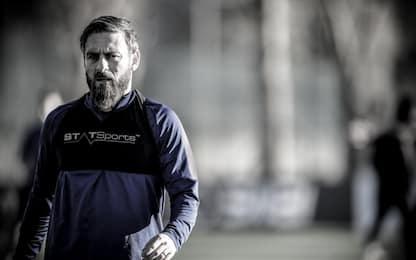 Inter-Roma: dubbio De Rossi, Miranda recuperato