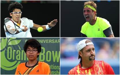 """Aus Open, il """"nerd"""" Chung sfida il signor Tennys"""