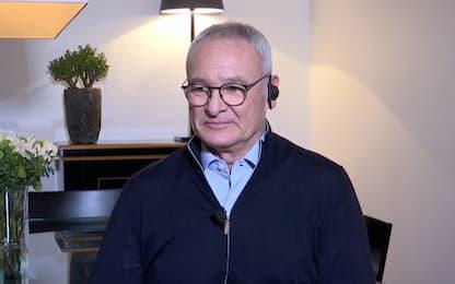 """Ranieri: """"Nazionale? Se mi chiamano ci sono"""""""