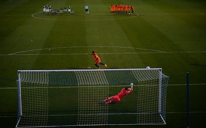 Euro U17, portiere espulso ai rigori: Irlanda out