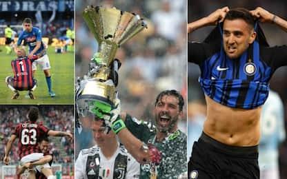 Highlights e verdetti di Serie A