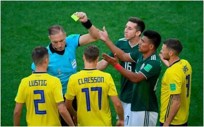 Gallardo, giallo dopo 13'': è record nei Mondiali
