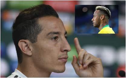 """Guardado: """"Neymar esagera, è sempre per terra"""""""