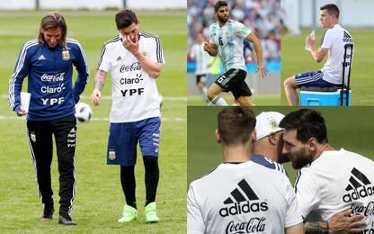 Sampaoli, Messi & Co.: che frattura nell'Argentina