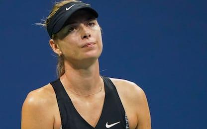 US Open: delusione Sharapova, fuori agli ottavi