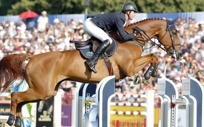 Longines Global, Maher campione con Explosion
