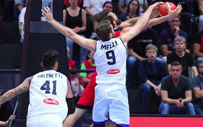 Mondiali 2019: Italbasket, c'è l'ostacolo Polonia