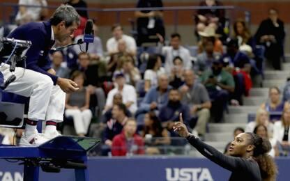 """Serena, parla l'arbitro: """"Le regole sono regole"""""""