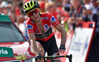 Vuelta: trionfo Yates, 20^ tappa a Mas