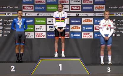 Mondiali: argento Alessio, prima medaglia azzurra