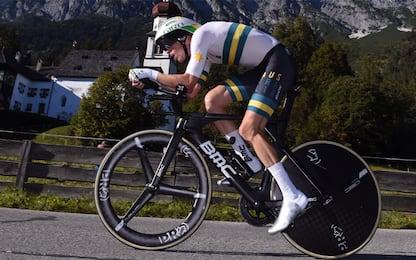 Cronometro Mondiali: trionfo Dennis