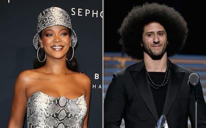 Super Bowl, rifiuto Rihanna: sostegno a Kaepernick
