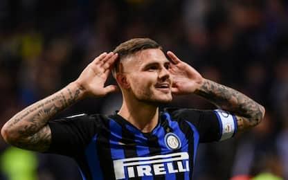 """Icardi: """"Juve o Real? Rinnovo e vinco con l'Inter"""""""