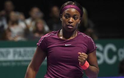 WTA Finals: vincono Stephens e Kerber