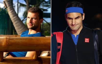 Il tennista più bello? Dimitrov, ma non per Roger