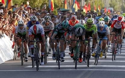 Vuelta San Juan, Gaviria vince la prima tappa
