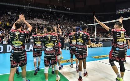 Volley, Perugia vince Coppa Italia: Civitanova ko