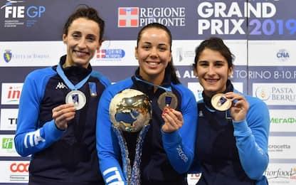 Scherma, Alice Volpi vince Grand Prix fioretto