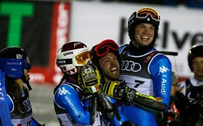 Team Event: bronzo Italia, vince la Svizzera