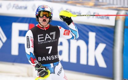 Combinata, il francese Pinturault vince a Bansko