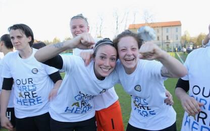Inter Women promossa in Serie A