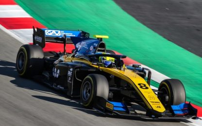 F2, Ghiotto si prende il Bahrain. Schumi jr sesto