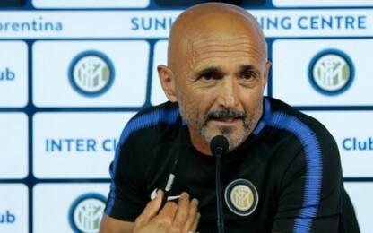 """Spalletti: """"Juve? Gioco, campioni e si colma gap"""""""