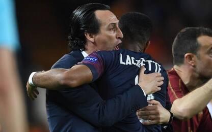 Emery mago d'Europa League: quattro finali di fila