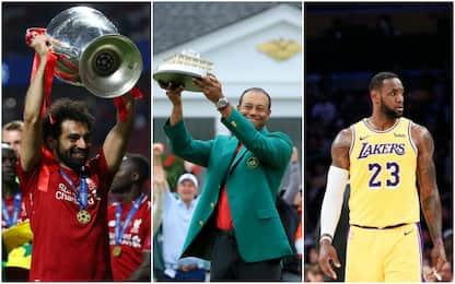 Reds, Tiger e LeBron: il 2019 è déjà vu del 2005