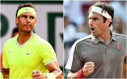 Roland Garros: sfida Nadal-Federer in semifinale!