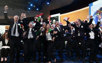 Sedi, gare, record: i numeri di Milano Cortina