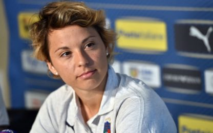 """Giacinti: """"Italia ai quarti, mi sembra di sognare"""""""