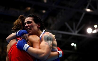 Minsk, Canfora conquista argento nella boxe