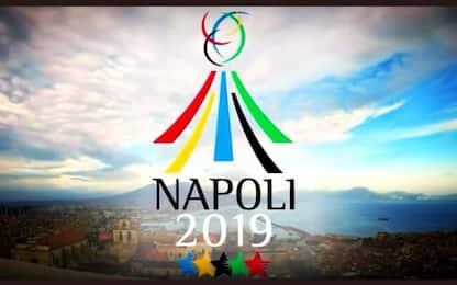 Universiade, sarà cerimonia show al San Paolo