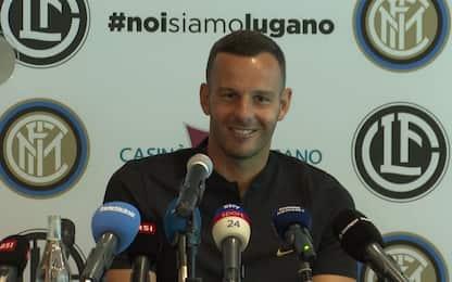 """Handanovic: """"Conosciamo Conte, siamo motivati"""""""
