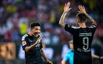 Dortmund, 1-3 in rimonta a Colonia: è 1° da solo