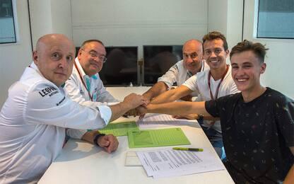 Moto3, Foggia e Masia al Team Leopard dal 2020