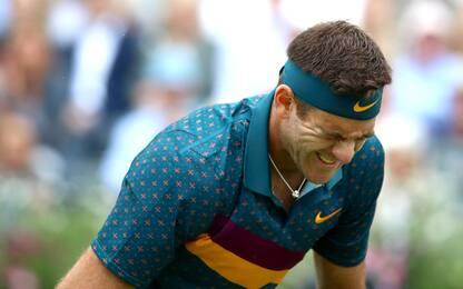 Del Potro non recupera, niente US Open