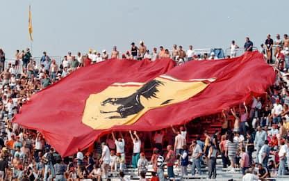 Tutte le vittorie della Ferrari a Monza. FOTO