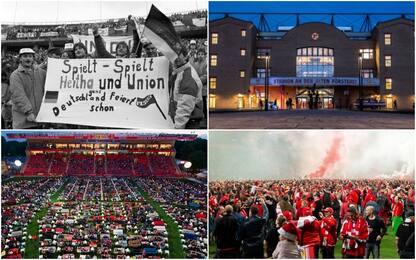 Perché l'Union Berlin è un club unico al mondo