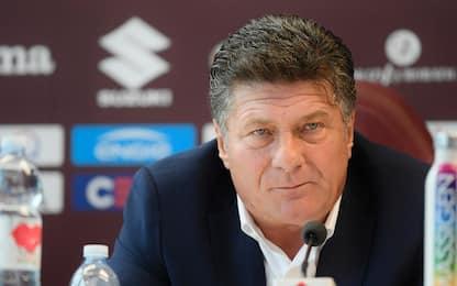 """Mazzarri: """"Toro arrabbiato. Verdi? Non è Maradona"""""""