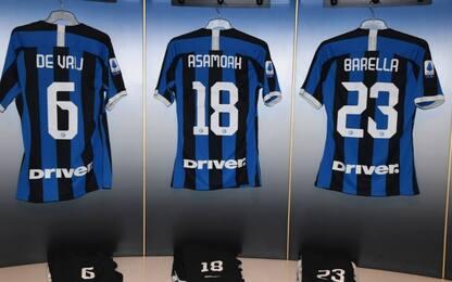 Inter-Lecce, Lukaku-Lautaro alla prima di Conte